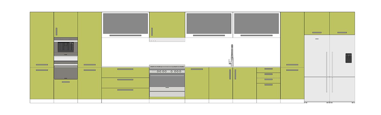 Muebles cocina revit for Muebles de cocina zarate