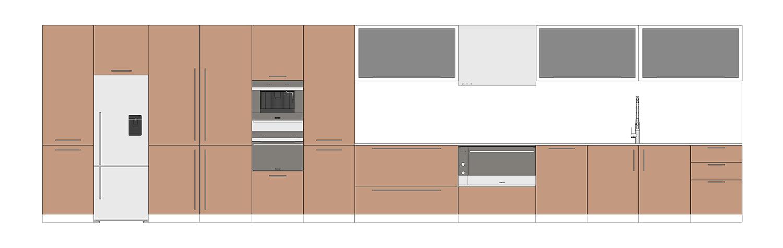 Familia revit de muebles de cocina for Muebles de cocina kitchen