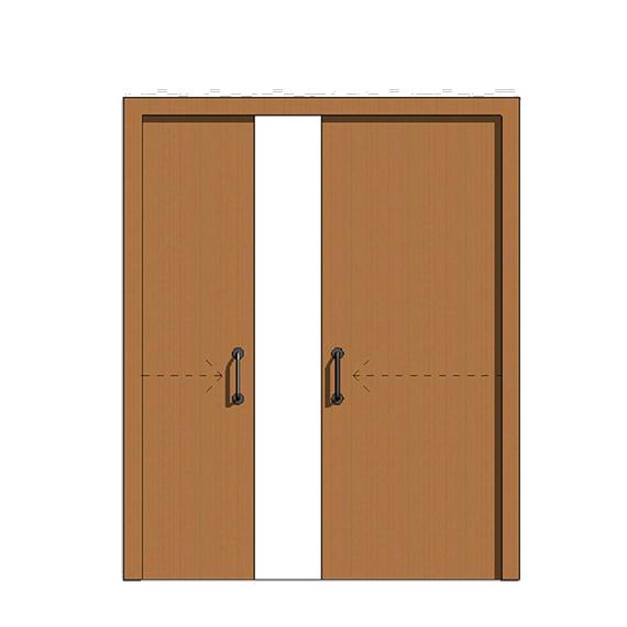 Puerta corredera 8