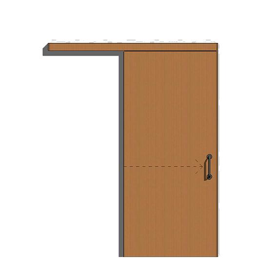 Puerta corredera 13