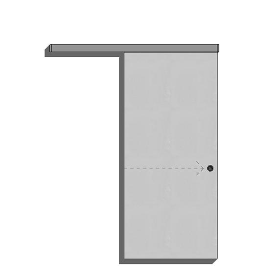 Puerta corredera 14