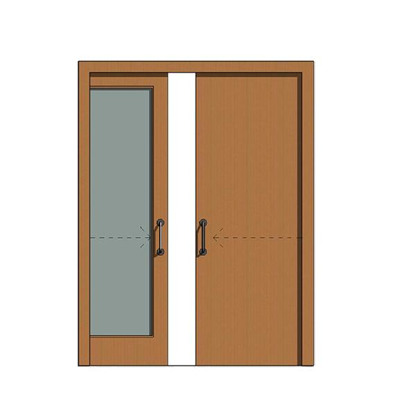 Puerta corredera 17