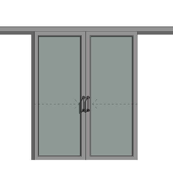 Puerta corredera 18