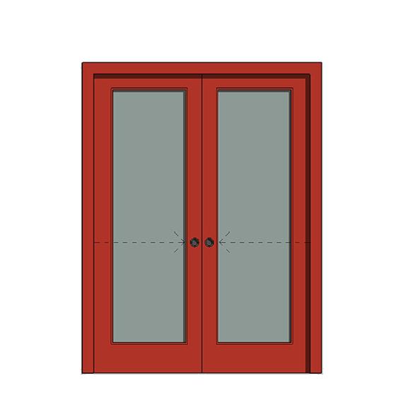 Puerta corredera 19