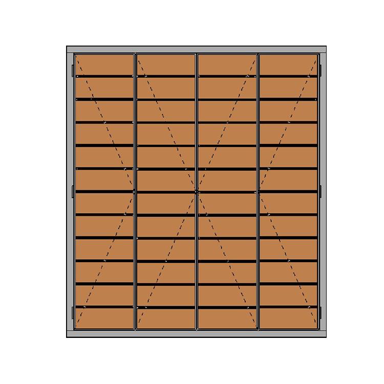 porticón 7