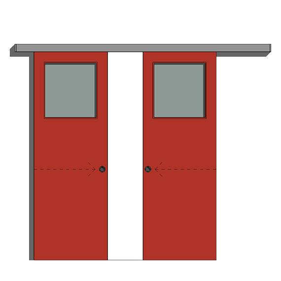Puerta corredera 1