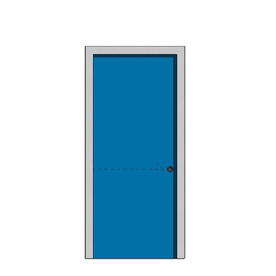 Puerta corredera 6