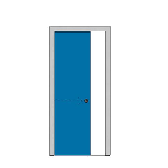 Puerta corredera 9