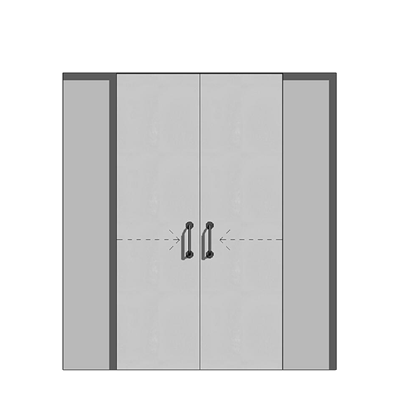 Puerta corredera 10