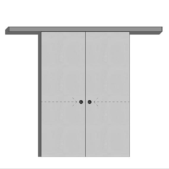Puerta corredera 12
