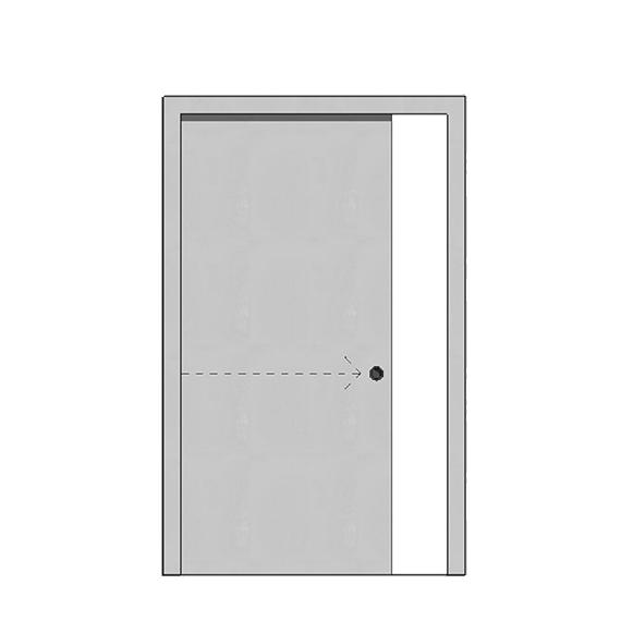 Puerta corredera 16